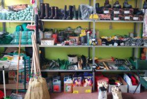 Punto vendita Cooperativa Valle Bruna