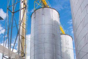 vendita cereali e stoccaggio Cooperativa Valle Bruna